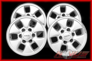 16 Toyota 4Runner Tacoma Tundra Sequoia Wheels Rims 17