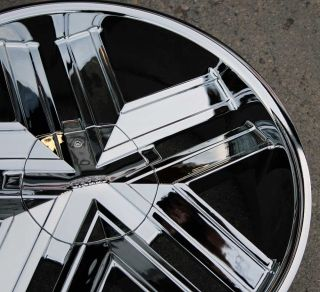 Greed Trapp 934 22 Chrome Rims Wheels Audi Q5