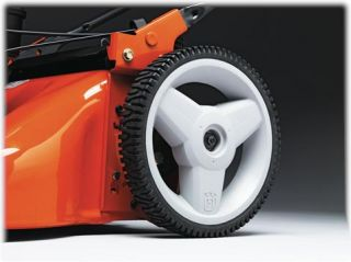 Husqvarna 21 inch Honda Engine Gas Powered Push Lawn Mower Cut Mulch