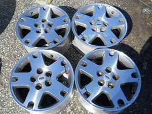 01 07 Ford Escape 16 Alloy Wheel Rim Set LKQ