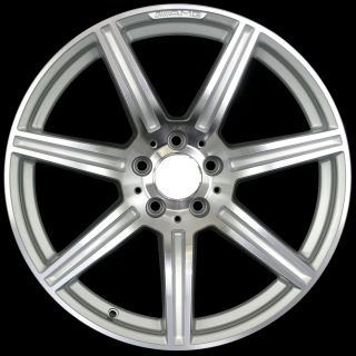 19 AMG E63 Style Wheels Rims Fit Mercedes s Class S320 S350 S500 S600