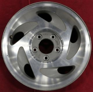 97 98 99 00 Ford F150 Expedition 17 Machined Silver Wheel Used Rim