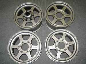 Set of 4 Volk TE37X nismo Nissan Xterra Frontier Wheels