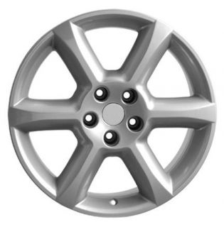 18 Rims Fit Nissan Maxima Wheels Silver Set
