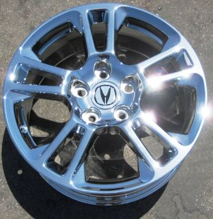 FACTORY TL TSX OEM CHROME WHEELS RIMS ODYSSEY 2009 UP  714 940 1761