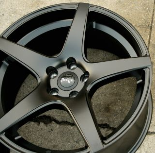 NICHE SPORT M111 20 M BLACK RIMS WHEELS CAMARO SS 09 up / 20 x 8.5/10