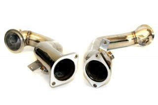 Agency Power Racing Downpipe 08 11 BMW 135i 335i E92