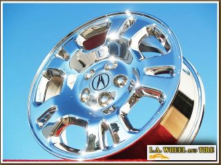 New Acura MDX TL 17 Chrome Wheels Rims TSX RSX Exchange 71713