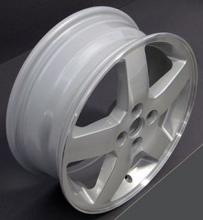 16 Rims Fit Chevy Cobalt Wheel Silver 16x6