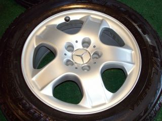17 Mercedes 163 ml ML500 R500 ML320 ML430 ML350 Wheels Tires Factory