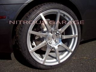 Aston Martin V8 Vantage DB9 TSW Rotary Forged Wheels New Tires