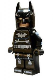 Lego Electro Suit Dark Knight Batman Gotham City Minifigure New Mint