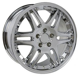 18 Rim Fits Mercedes Benz Wheel Chrome
