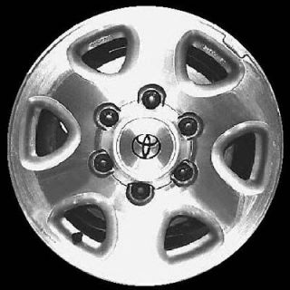 69325 Toyota T100 15 Alloy Wheel Rim