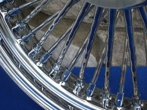 21X3.5 DIAMOND DNA MAMMOTH 52 SPOKE FRONT WHEEL FOR HARLEY ROAD KING