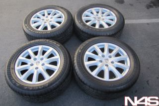 Factory BBs Porsche Cayenne Wheels Rims Goodyear Eagle Tires