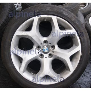 E70 E71 x5 x6 2007 2010 Factory Alloy Wheel 20 Rim Y Spoke 214