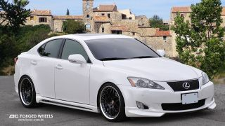 19 Forged Custom Wheel Rim Lexus IS250 is350 Isf