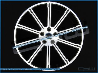 Range Rover Rims Machined Face Wheels and Tires 03 05 06 12
