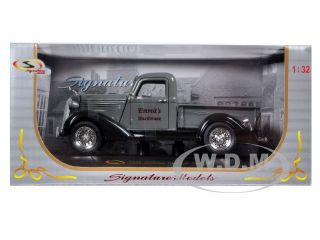 1938 Dodge Pickup Truck Gray 1 32 Diecast Model Car by Signature