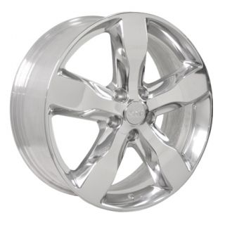 20 OEM Takeoff Grand Cherokee Wheels Polished Set of 4 Rims Fit Jeep