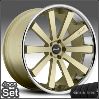 20 Giovanna SANTO2 Concave Wheels and Tires Lexus Infiniti Rims