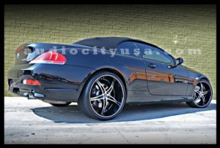 inch Wheels and Tires Staggered Rims for Mercedes Benz Audi BMW