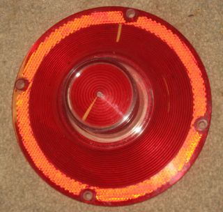 64 Ford Galaxie Tail Light Lens 1964 Fullsize