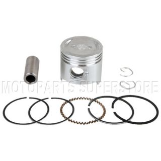 Piston Rings Set 50cc ATV 4 Wheeler Quad Dirt Bike Part