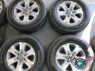F150 FX2 Factory 18 Wheels Tires OEM Rims Expedition 3832 275/65/18