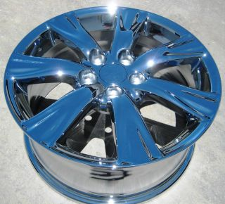STOCK 4 NEW 17 FACTORY LEXUS GS350 GS460 OE CHROME WHEELS RIMS ES350