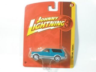 Johnny Lightning 1993 GMC Typhoon Teal