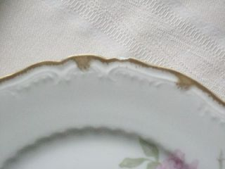 Haviland Limoges Baltimore Rose China Set Plates Cups