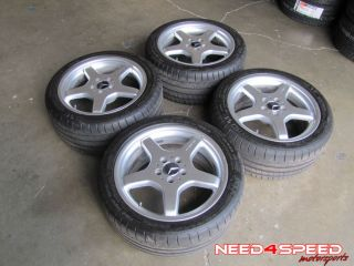 AMG MERCEDES BENZ R230 SL500 SL550 SL600 SL WHEELS RIMS MICHELIN TIRES