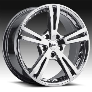 Phantom Chrome PVD Wheels Rims 5 Lug Honda Acura Nissan Lexus