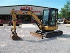 2008 CATERPILLAR 303.5CCR   MINI EXCAVATOR   LOADER  BACKHOE   WATCH