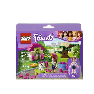 LEGO Friends 3934 Mias Puppy House NEW IN BOX