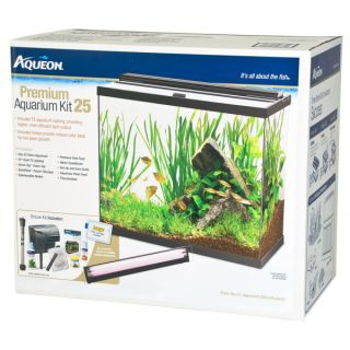 Fish Sale Aqueon 25 Gallon Premium Aquarium Kit