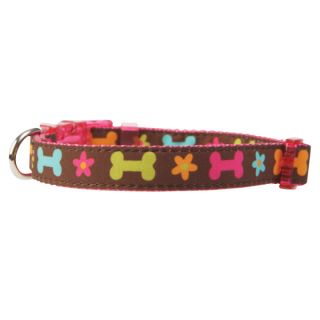 Top Paw Chloe Collection Dog Collar   Pink