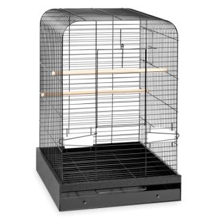 Prevue Pet Products Madison Bird Cage   Black