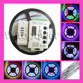 Strip Dream Color 1903 IC 133 change +RF Remote Controller Tube