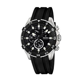 Festina Mens Tour Of Britain Collection Rubber Strap Watch   F16604/2