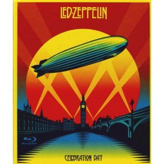 Celebration Day (Blu Ray + 2 CDs) [Blu ray] Led Zeppelin