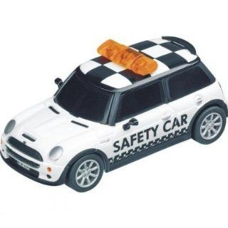 Carrera 61158 Go Mini Cooper S Safety Car 143