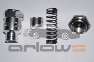 Offenes BLOW POP OFF Ventil Audi S2 RS2 20V Turbo S4 RS4 RS6 A3 S3 1