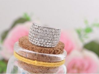 Gk4532 New Fashion Jewelry Womens Crystal Ring