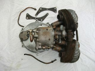 Motor f. Indian 741 armee army engine motore moteur USA