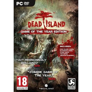 DEAD ISLAND GAME OF THE YEAR EDITION PC *NEW & SEALED* Enlarged