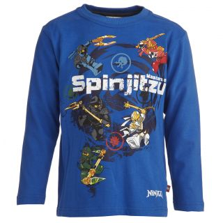 Shirt TERRY 956 556 Lego Ninjago Lego wear Shirt Jungen Kinder