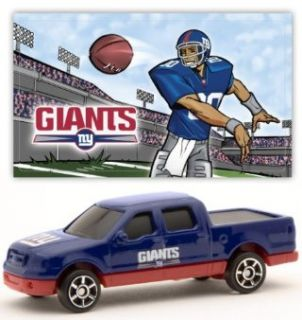 New York Giants 2007 Upper Deck Collectibles NFL Ford F